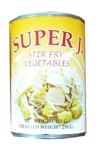 Super J Stir Fry Vegetables 425 g