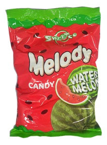 Sweetco Candy Watermelon Melody 150 g