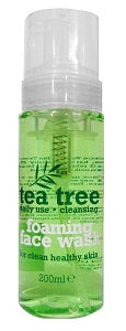 Tea Tree Foaming Face Wash 200 ml