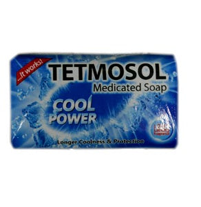 Tetmosol Medicated Soap Cool Power 75 g