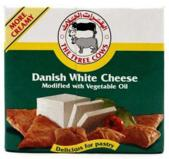 The Three Cows Danish White Cheese 500 g