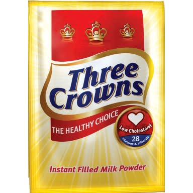 Three Crowns Instant Filled Milk Powder Sachet 12 g x10