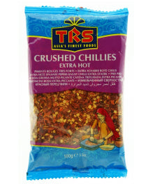 TRS Crushed Extra Hot Red Chillies 100 g