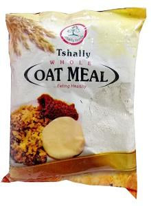 Tshally Whole Oat Meal 1 kg