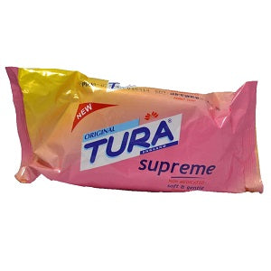 Tura Supreme Soft & Gentle Soap Pink 190 g