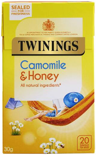Twinings Camomile & Honey 30 g x20