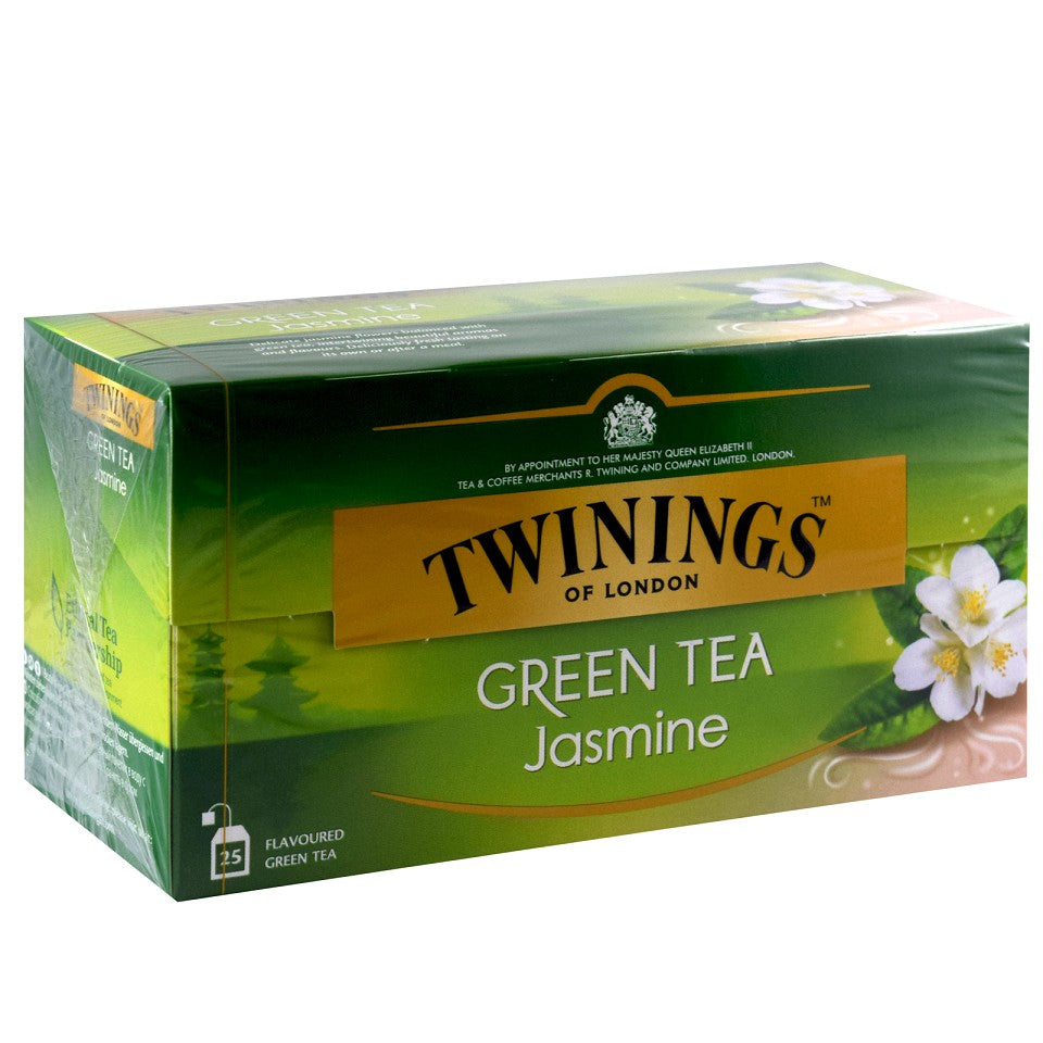 Twinings Green Tea Jasmine 40 g x20