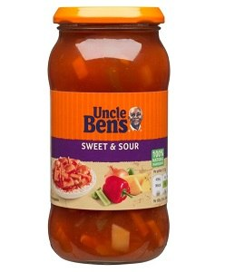 Uncle Ben's Sweet & Sour Sauce 450 g