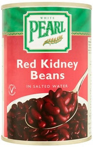 White Pearl Red Kidney Beans 400 g