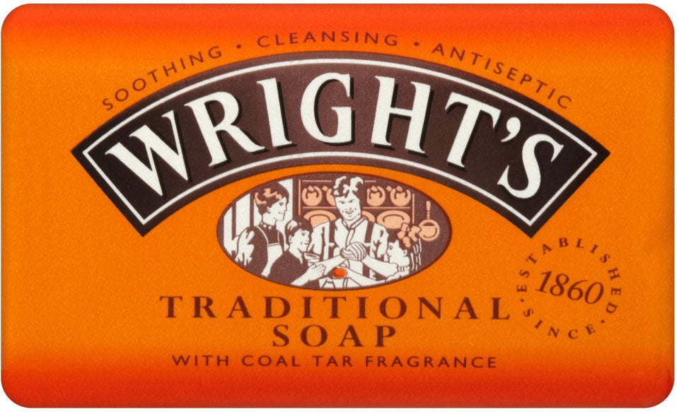 Wright's Traditional Coal Tar Soap 125 g
