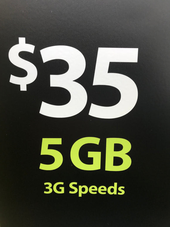 GoSmart Mobile $35 Plan