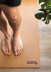 The Corq Everyday Mat (4mm) Mats Corq Yoga