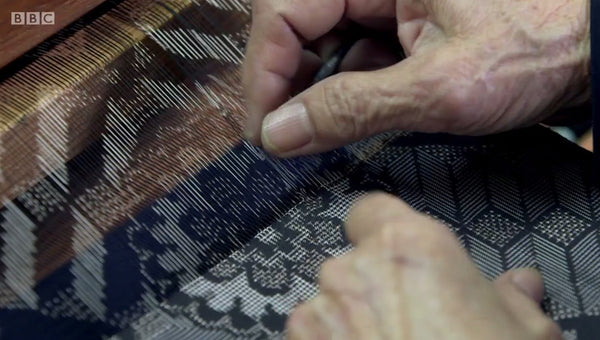 BBC Documentary: 'The Kimono' (Handmade in Japan)