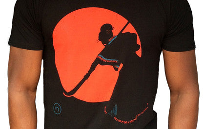 Warrior Geisha - Fairtrade t-shirt by Mero Retro