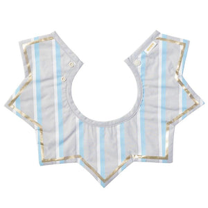 Marl Marl Japan Limited Edition Light Blue Bib 日本品牌型格口水巾(免費繡名)