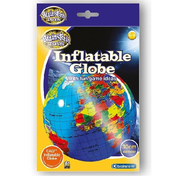 Brainstorm UK 30 cm Inflatable Globe