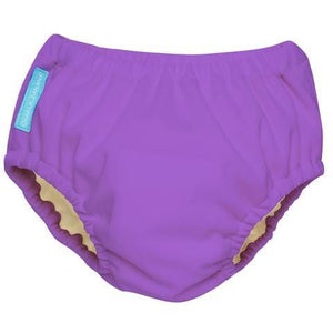 Charlie Banana USA 2-in-1 Swim Diaper & Training Pants Lavender Medium