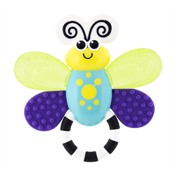 Sassy Baby USA-Flutterby Teether