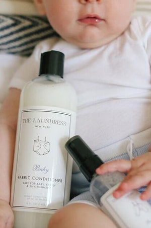 The Laundress New York- Baby Fabric Conditioner 16 fl oz  嬰兒衣物柔順劑16 fl oz