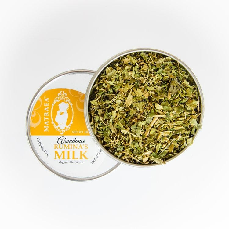 Matraea Canada - Organic Milk Producing Breastfeeding Tea (產後幫助提增母乳量營養飲品-無咖啡因)