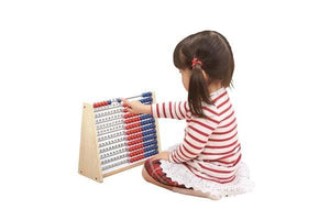 Kumon Toys Japan- Ball Abacus 120 ( +1 years ) 日本公民數Kumon 木制數學