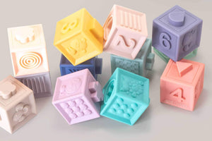 BiBiBRICKS - SOFT BUILDING BLOCKS