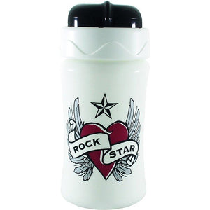 Baby Nova Germany - The Rock Star Collection -  Sippy Cup 340ml (兒童吸管杯-心與翅膀)