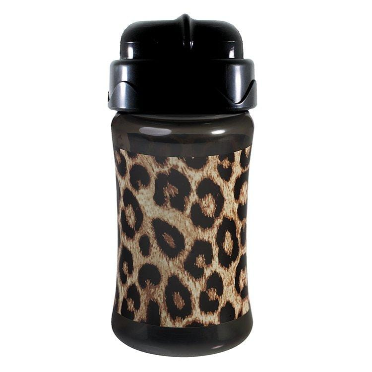 Baby Nova Germany - The Rock Star Collection -  Sippy Cup 340ml (兒童吸管杯-獵豹)