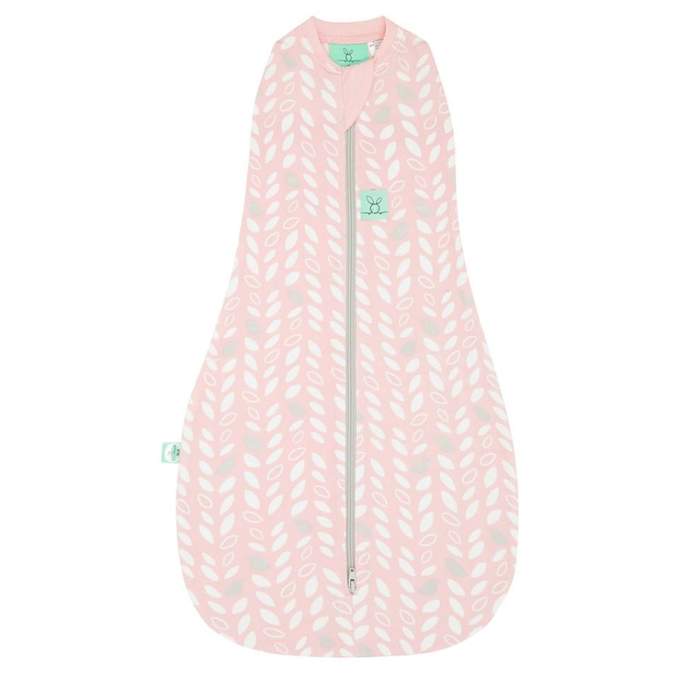 Ergo Pouch Australia Cocoon Baby Sleeping Bag (0.2 Tog) 3-12 Months - Spring Leaves 嬰兒睡袋 (春夏季適用)
