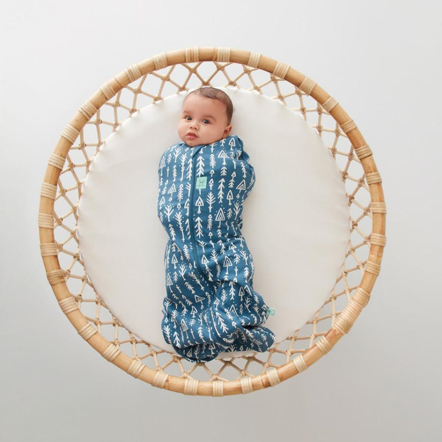 Ergo Pouch Australia Cocoon Baby Sleeping Bag (2.5 Tog) 3-12 Months - Midnight Arrow 嬰兒睡袋 (秋冬季適用)