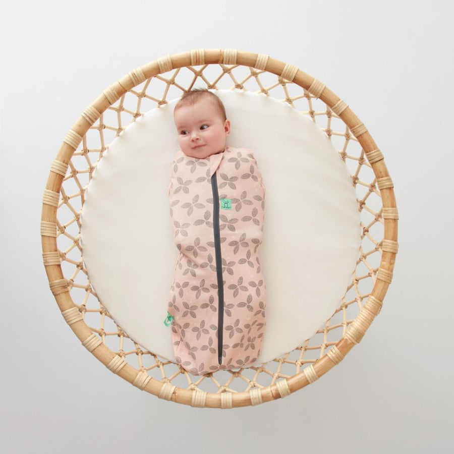 Ergo Pouch Australia Cocoon Baby Sleeping Bag (1.0 Tog) 3-12 Months - Petals 嬰兒睡袋 (春夏季適用)