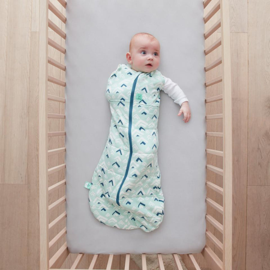 Ergo Pouch Australia Cocoon Baby Sleeping Bag (2.5 Tog) 3-12 Months - Mountains 嬰兒睡袋 (秋冬季適用)