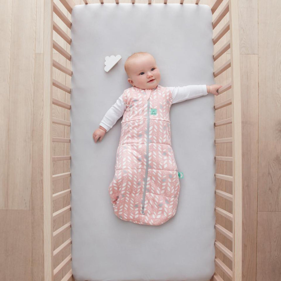 Ergo Pouch Australia Cocoon Baby Sleeping Bag (2.5 Tog) 3-12 Months - Spring Leaves 嬰兒睡袋 (秋冬季適用)