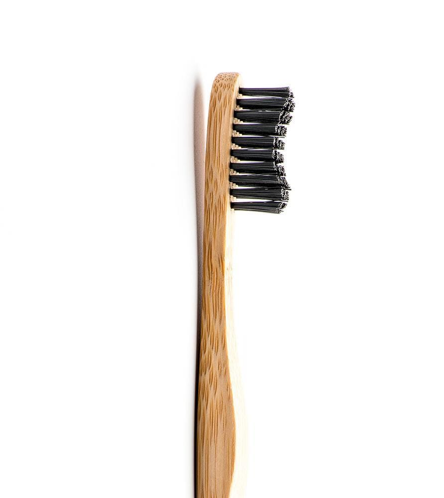 The Humble Co. Sweden- ToothBrush Adult-Soft bristles - Black 瑞典品牌竹制成人牙刷-黑色