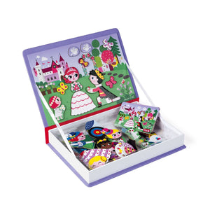 Janod France- Magnetibook Princesses 法國品牌Janod 磁石玩具(小公主)
