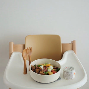 Miniware Taiwan Snack Bowl Set - Grey 台灣Miniware天然植物製食物盤