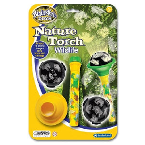 Brainstorm UK Nature Torch™ Wildlife