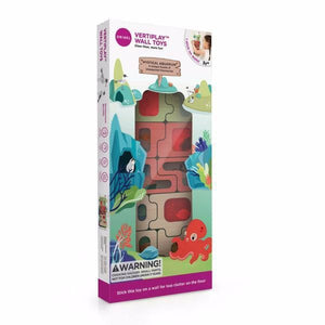 Oribel VertiPlay Wall Toy - Mystical Aquarium 貼牆玩具-神秘水族館