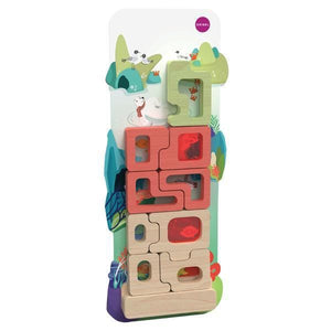 Oribel VertiPlay Wall Toy - Mystical Aquarium
