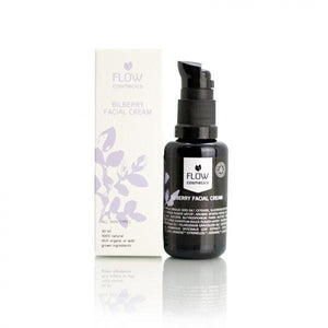 Flow Cosmetics Finland- Bilberry Facial Cream 30ml 北歐藍莓平衡抗氧輕盈面霜
