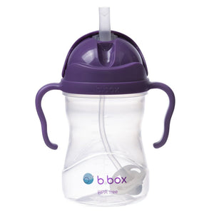 B.BOX Australia- Sippy Cup - Purple 澳洲B.BOX 兒童學習飲水杯(紫色)