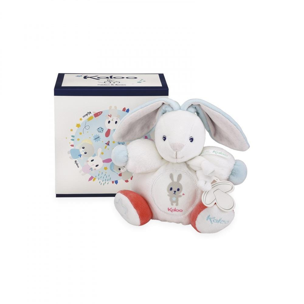 Kaloo France- Chubby Rabbit Cream Small 18cm 法國品牌Kaloo 小兔(米色)