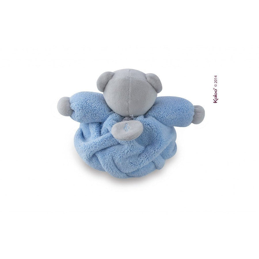 Kaloo France- Plume Blue Chubby Bear Musical Bear 法國品牌Kaloo (音樂小熊)(粉藍色)