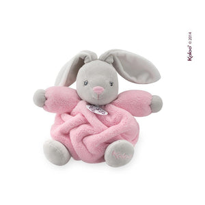 Kaloo France- Plume Pink Chubby Rabbit Musical Bear 法國品牌Kaloo (音樂小兔)(粉紅色)