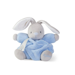 Kaloo France- Plume Small Blue Chubby Rabbit 法國品牌Kaloo 小兔(粉藍色)