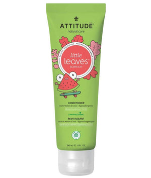 Attitude Canada- Little Leaves Conditioner-Watermelon & Coco 240 ml(兒童護髮素-西瓜味)
