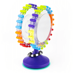 Sassy Baby USA- Whimsical Wheel Toy