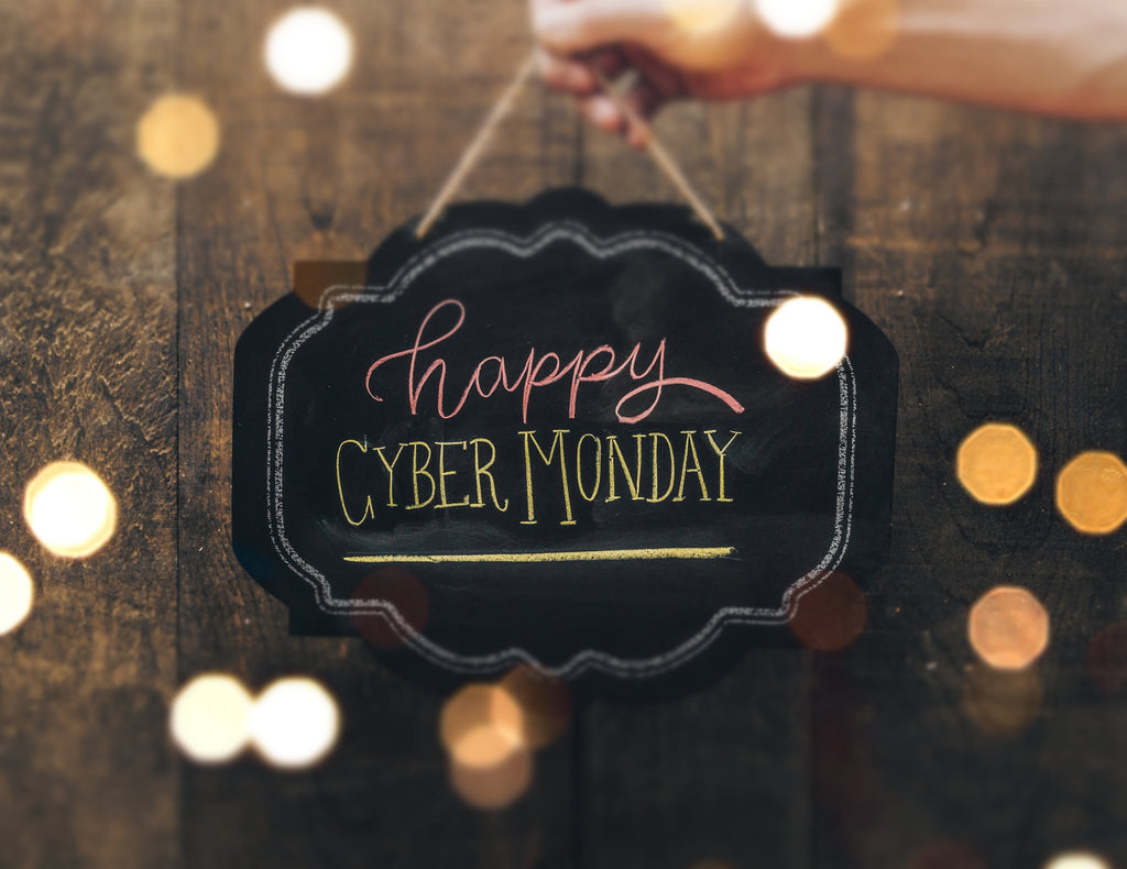 Cyber Monday is here!