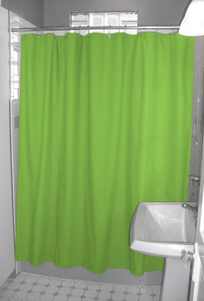Organic Cotton Shower Curtain