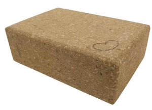 New Cork Yoga Blocks